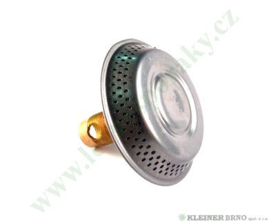 Hořák děrovaný krátký-2184,2176A ( Lipno, Sport ) MEVA 4470(4470)