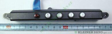 Panel ovládací 3CDC-60, 70, 90 ( zrušeno bez náhrady )(KE0038500)