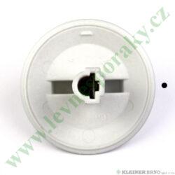 Knoflík termostatu trouby - nerez(139275)