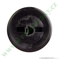 Knoflík termostatu hnědý VT06(139438)