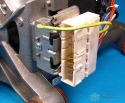 Elektromotor 3 fázový indukční 195V-315Hz-3,5A-18000rpm PS - WA74143(193500)
