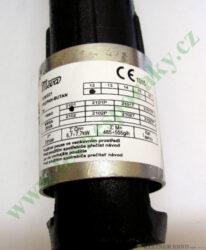Vařič plynový 1-hořákový 7 kW MEVA TRINO, nízkotlaký 2101(2101)