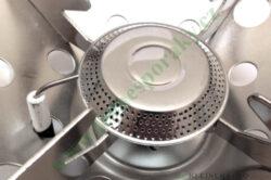 Vařič plynový 1-hořákový MEVA MAGNUM přímotlaký, piezo 2140P (Cook 200FP)(2140P)