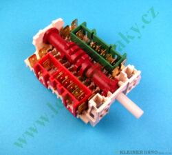 Přepínač trouby ( shodné s 296341 )