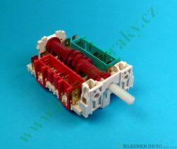 Přepínač trouby 11HE-172 ( shodné s 296345 )