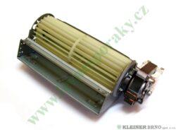 Motor chladícího ventilátoru trouby 230V, 20W NG (shodné s 255698,378997,712481)