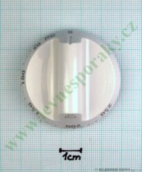 Knoflík termostatu trouby MK57320 GW B ( zrušeno bez náhrady )