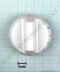 Knoflík plynového termostatu - bílý