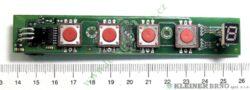 Modul ovládání digestoře DTG6455 AX