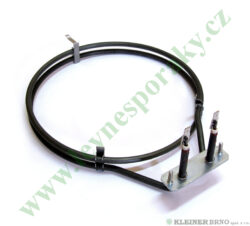 Těleso topné kruhové 2200W, 230V ( shodné s 379201, 388420 )