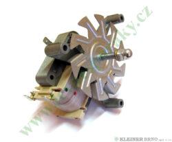 Motor ventilátoru 230V, 26,5W ( shodné s 227861, 394011, 521115, 598534, 607771