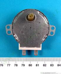 Motor otoč. talíře MW SM-16T, 30V, 3W 6ot.(shodné s 225450,256576,264490,314546)(264468)