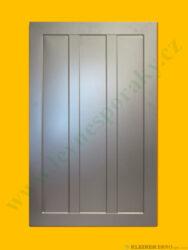 Stěna boční sporáku - šedá