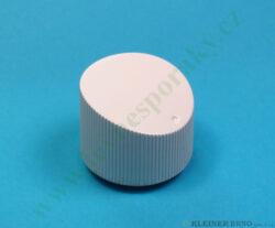 Knoflík ovládání var.panelu - bílý ( shodné s 378832 )