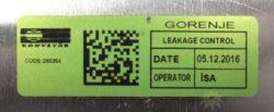 Výparník lamelový 54N ZF558 KPL-GN4-K(280354)