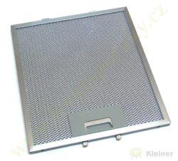 Filtr kovový digestoře 222x248x8 mm
