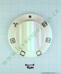 Knoflík přepínače trouby E552 ( shodné s 364804 )