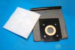 Textilní sáček 1 + 1 VSTUPNÍ FILTR, GB1  ( shodné s 570742 )