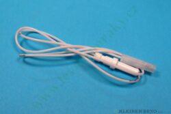 Elektroda ( svíčka ) zapal. hořáku, délka kabelu cca 580 mm