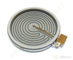 Těleso topné sálavé HL 2300W D210 ( shodné s 225842, 607618 )-EGO 10.51113.004