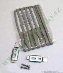 Těsnění plastické + 2 sponky a 2 šrouby 4100,4160 ( shodné s 813833 )