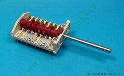 Přepínač trouby 1H, 2H-114, 414 do XI.2000 ( zrušeno bez náhrady )