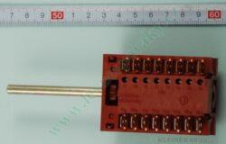 Přepínač trouby 1H, 2H-125, 436 (zrušeno bez náhrady)
