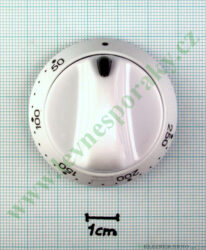 Knoflík termostatu 4CE-56, slonová kost, zrušeno-náhrada je C181091P5