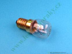 Žárovka 15W, 240V, E14, 300°C HE, H, 1H, 2H, 3H, zrušeno-náhrada je 481981729305