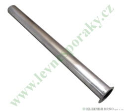 Roura výdechová BETA l=930 mm ( cca ), pr. 72 mm
