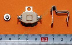 Pojistka tepelná POV-5, 10 ( 110°C ) ( shodné s K22743, K22761 )