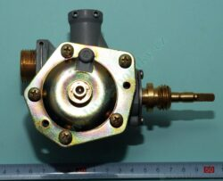 Armatura vodní POV-10 (za K22563)-Upozornění - sestava vodní armatury neobsahuje Venturiho trubici, která je nurná pro provoz spotřebiče. Použije se trubice z původní vodní armatury, nebo je nutné novou Venturiho trubici objednat.