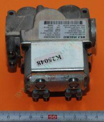 Armatura plynová 853 Micro SIT BETA Electronic, Comfort od 11/2004 (nahrazeno)-Návod na náhradu - viz podrobný popis.