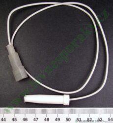 Elektroda nový typ F-25, 3, 5, zrušeno-náhrada je K26822 ( s výměnou konektoru )