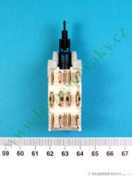 Vypínač On/Off   LF, 1LF ( za V36H000P3 )( zrušeno bez náhrady )(LA0932700)