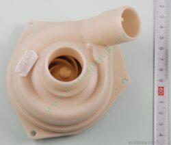 Hydraulická část čerpadla SOLE ( bílá barva )-POZOR !!! Je nutné vybrat díl podle výrobce motoru !!! Podle výrobce je nutné vybrat hydraulickou část a to buď: IBMI - díl by měl mít ŠEDOU barvu a dodává se pod číslem LV0652900 SOLE - díl by měl mít BÍLOU barvu a dodává se pod číslem LV0650100 Viz související zboží.