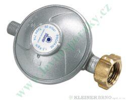 "Regulátor tlaku propan-butan ( PB ) 50 mbar, výst. G1/4""L MEVA NP01035"