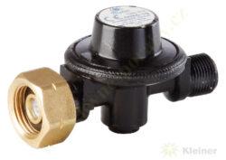 """Regulátor tlaku propan-butan ( PB ) 1,5 bar, 8 kg/h, výst. G3/8""""L MEVA NP01040"""