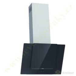 MORA OV 686 GBX PREMIUM - odsavač par komínový, š=60 cm, černé sklo+nerez-Odsavač par komínový o šířce 60 cm