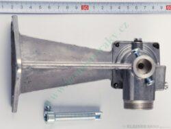 Armatura plynová ZP   371, 5502 ( zrušeno bez náhrady )