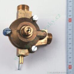 Armatura vodní 371, 5502 ( za T11786 )( zrušeno bez náhrady )
