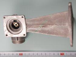 Armatura plynová - tělo ( bez vnitřních částí ) 371