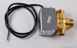 "Ventil trojcestný Honeywell V4044C1338 1"" BSPP 55kPa ( za T90066 )"