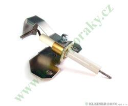 Nosník zapalováčku s ionizační elektrodou - sestava ( zrušeno bez náhrady )