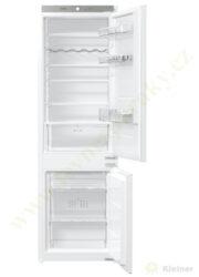 MORA VC 1811 - chladnička vestavná, dvoudvéřová, 189/71 litrů A+-Chladnička vestavná v=1775 mm, A+, 38dB, 1 kompresor