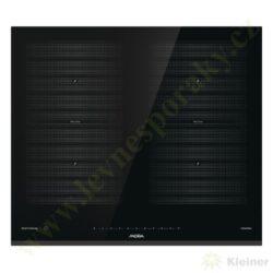 MORA VDIS 658 FF PREMIUM - indukční vestavná varná deska samostatná-Indukční vestavná sklokeramická deska, přední hrana zkosená, ostatní broušené