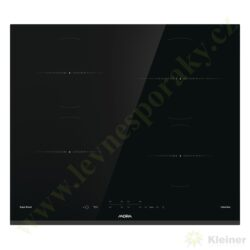 MORA VDIT 652 FF PREMIUM - indukční vestavná varná deska samostatná-Indukční vestavná sklokeramická deska, přední hrana zkosená, ostatní broušené