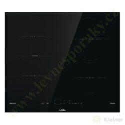 MORA VDIT 654 C - indukční vestavná varná deska samostatná -broušené hrany-Indukční vestavná sklokeramická deska, broušené hrany
