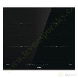 MORA VDIT 658 FF PREMIUM - indukční vestavná varná deska samostatná-Indukční vestavná sklokeramická deska, přední hrana zkosená, ostatní broušené
