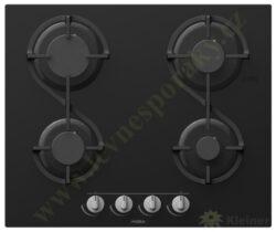 MORA VDP 645 GB4 - deska plynová, 4 hořáky, ČERNÉ SKLO-Plynová vestavná deska